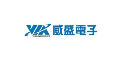 威盛電子_logo